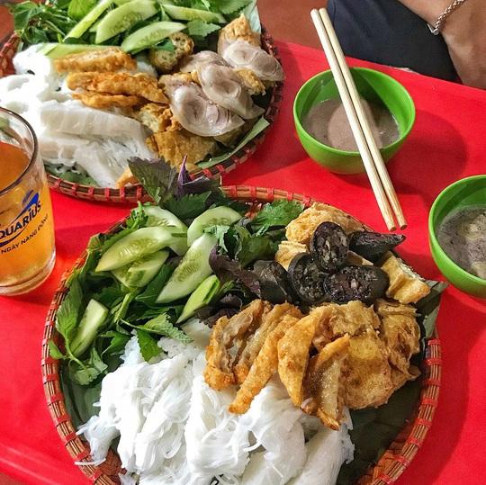 Gợi ý lịch trình ăn uống một ngày ở phố cổ Hà Nội - Ảnh 6.
