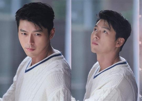 Nhan sắc của Hoàng tử màn ảnh Hyun Bin ở tuổi 37 - Ảnh 1.