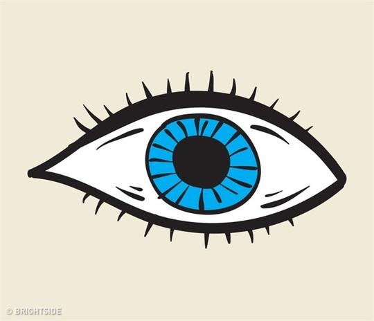 Đôi mắt nào sẽ nói lên tính cách của bạn? - Ảnh 7.