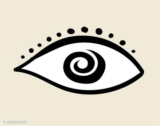 Đôi mắt nào sẽ nói lên tính cách của bạn? - Ảnh 9.