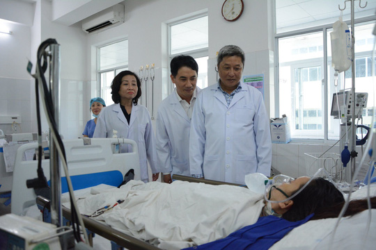 Sau vụ 3 sản phụ chết và nguy kịch ở Đà Nẵng, Quảng Nam dừng dùng thuốc Bupivacain - Ảnh 1.