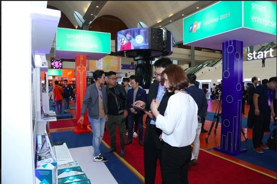 Hàng ngàn tín đồ công nghệ Việt quy tụ tại FPT Techday 2019 - Ảnh 1.