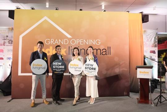 Index Living Mall chính thức trở lại với diện mạo mới - Ảnh 1.