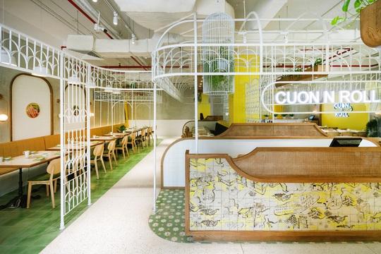 Kiến trúc đặc biệt trong quán ăn Việt Nam được báo ngoại khen nức nở - Ảnh 1.