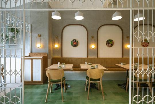 Kiến trúc đặc biệt trong quán ăn Việt Nam được báo ngoại khen nức nở - Ảnh 5.