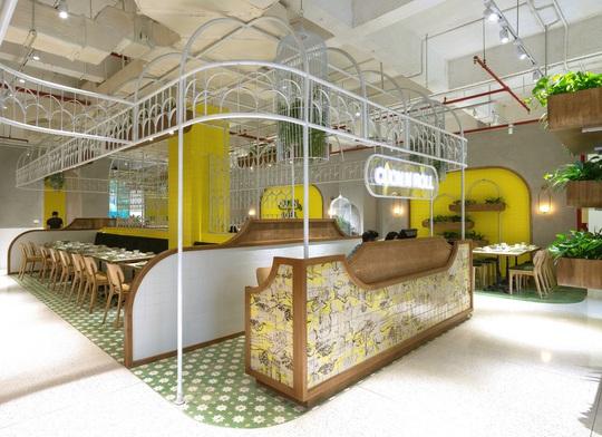 Kiến trúc đặc biệt trong quán ăn Việt Nam được báo ngoại khen nức nở - Ảnh 6.