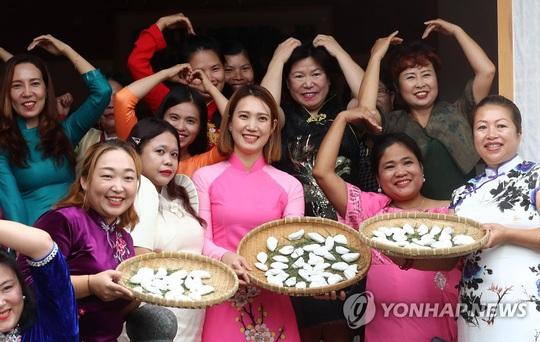Hàn Quốc tăng cường bảo vệ cô dâu nước ngoài - Ảnh 1.