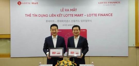 Thẻ liên kết LOTTE Mart - LOTTE Finance: Hoàn tiền đến 7% - Ảnh 1.