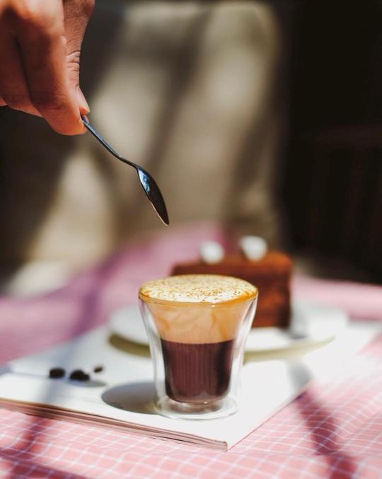 Thưởng thức cà phê trứng tại TP HCM - Ảnh 6.