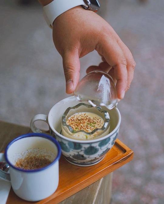 Thưởng thức cà phê trứng tại TP HCM - Ảnh 7.