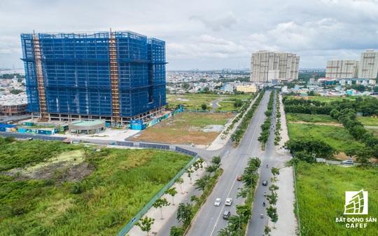 TP HCM sẽ có trung tâm giao dịch bất động sản - Ảnh 1.