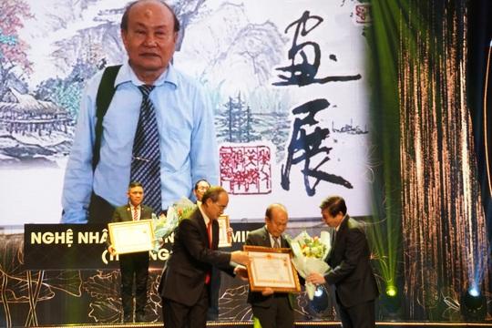 77 nghệ sĩ được TP HCM thưởng thêm trong lễ vinh danh - Ảnh 15.