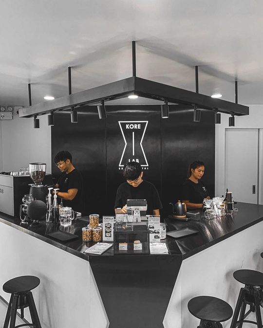 Món cà phê đựng trong ống tiêm ở Thái Lan - Ảnh 3.