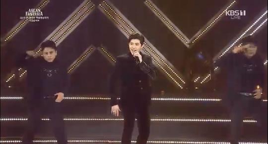 CLIP: Noo Phước Thịnh thôi miên khán giả Hàn Quốc - Ảnh 1.