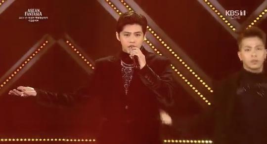 CLIP: Noo Phước Thịnh thôi miên khán giả Hàn Quốc - Ảnh 2.