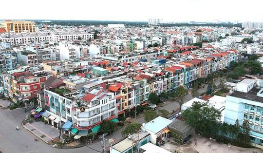 Dự án bất động sản èo uột mảng xanh - Ảnh 1.