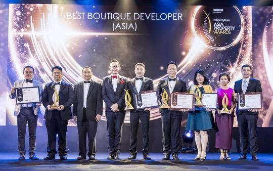 SonKim Land được vinh danh tại Giải thưởng BĐS Châu Á 2019 - Ảnh 2.