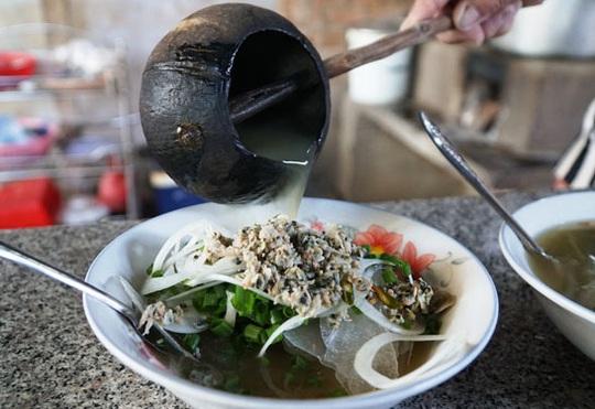 Đậm đà món don Quảng Ngãi - Ảnh 1.