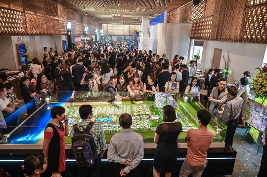 Ra mắt dự án Cam Ranh Bay Hotels & Resorts - Ảnh 1.