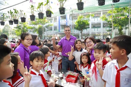 Mondelez Kinh Đô hỗ trợ giáo dục môi trường - giảm thiểu rác thải nhựa - Ảnh 1.