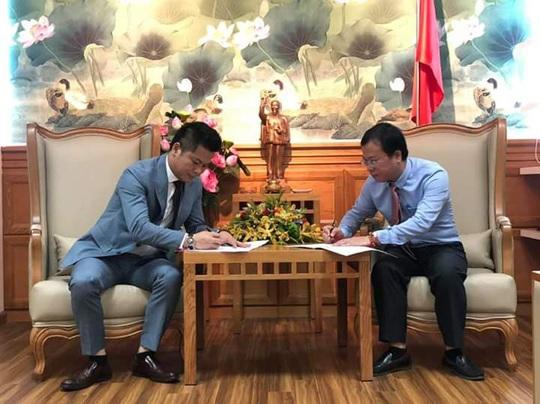 TechDemo 2019 - Vinalink Group ký kết thỏa thuận hợp tác chiến lược cùng IMC - Ảnh 1.