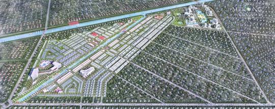 DKRS độc quyền phân phối khu đô thị lớn nhất Sóc Trăng - Ảnh 2.