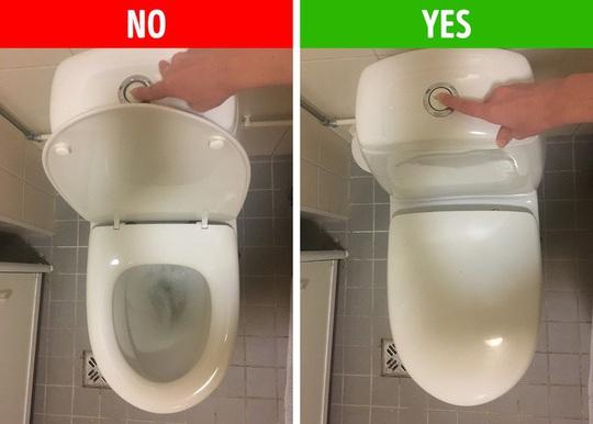 10 thói quen trong phòng tắm đang tàn phá sức khỏe bạn - Ảnh 9.