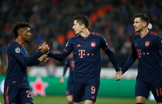 Bayern Munich quá mạnh! - Ảnh 1.