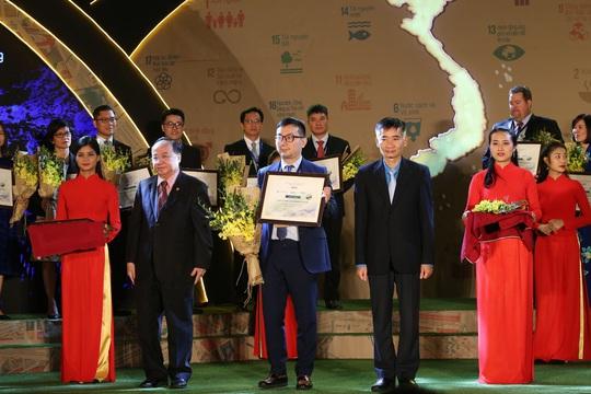 Lee & Man được vinh danh Top 100 doanh nghiệp bền vững tại Việt Nam 2019 - Ảnh 2.