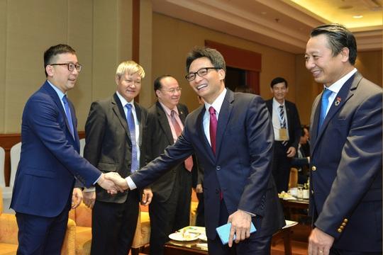 Lee & Man được vinh danh Top 100 doanh nghiệp bền vững tại Việt Nam 2019 - Ảnh 1.