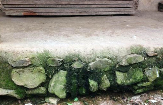 Độc đáo những ngôi nhà trình tường cổ xưa của người Dao - Ảnh 4.