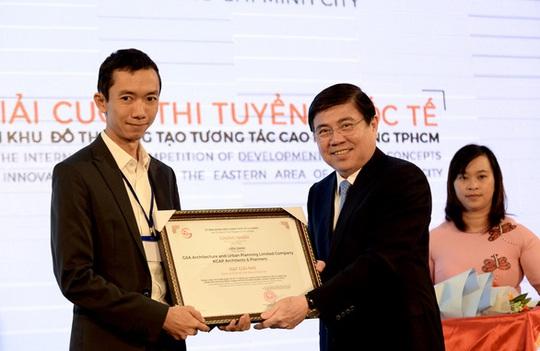 Dự kiến 2021, TP HCM triển khai Khu đô thị sáng tạo phía Đông - Ảnh 3.