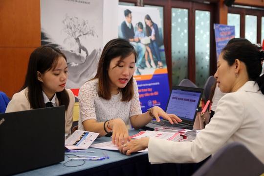 Lao động chất lượng cao của Việt Nam khá thấp - Ảnh 1.