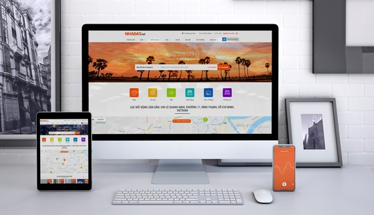 Nhadat.net hợp tác chiến lược với Dat Xanh Services - Ảnh 2.