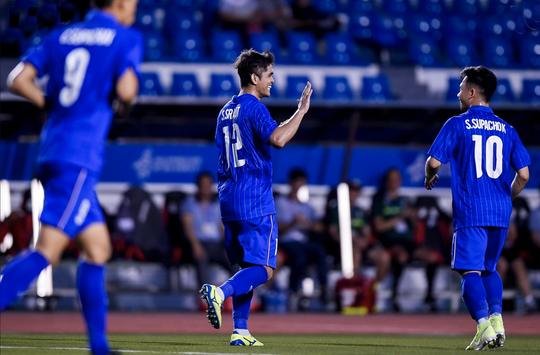 Đè bẹp Brunei 7-0, nhà vô địch Thái Lan trở lại đường đua - Ảnh 4.