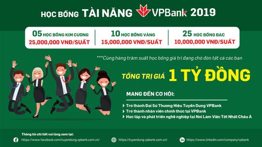 Bí kíp săn học bổng của các ngân hàng lớn - Ảnh 2.