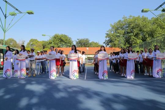 Hơn 400 tay vợt tranh tài tại giải Quần vợt Benthanh Tourist mở rộng lần IV - Ảnh 2.
