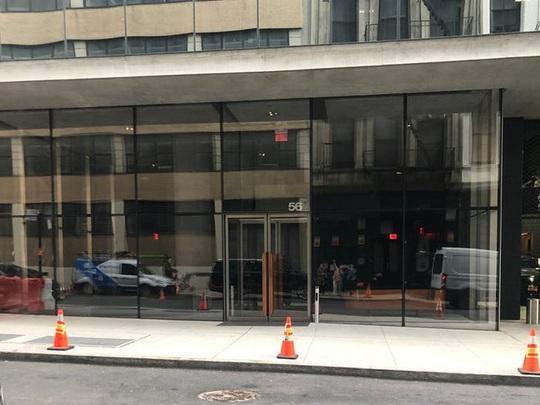 Bên trong tòa nhà có hình thù kỳ dị ở New York - Ảnh 2.