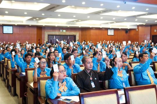 Ông Ngô Minh Hải làm Chủ tịch Hội LHTN Việt Nam TP HCM - Ảnh 1.