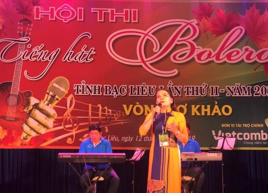 Cụ ông 91 tuổi hát rất ngọt tại Hội thi Tiếng hát Bolero tỉnh Bạc Liêu - Ảnh 10.