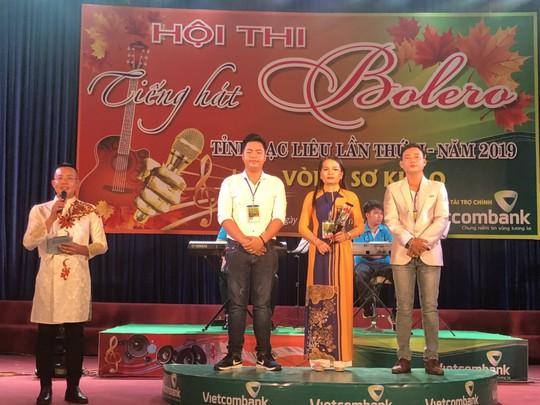 Cụ ông 91 tuổi hát rất ngọt tại Hội thi Tiếng hát Bolero tỉnh Bạc Liêu - Ảnh 11.