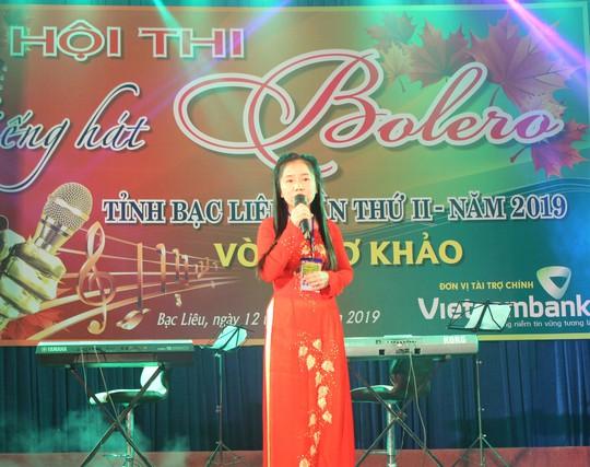 Cụ ông 91 tuổi hát rất ngọt tại Hội thi Tiếng hát Bolero tỉnh Bạc Liêu - Ảnh 5.