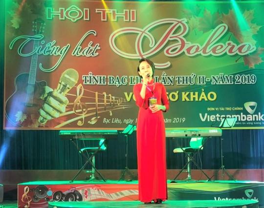 Cụ ông 91 tuổi hát rất ngọt tại Hội thi Tiếng hát Bolero tỉnh Bạc Liêu - Ảnh 7.