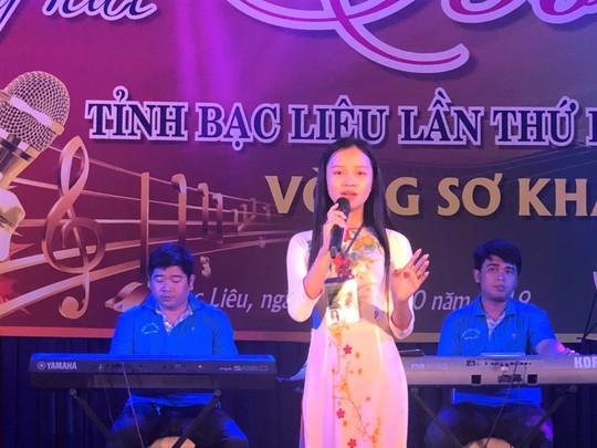 Cụ ông 91 tuổi hát rất ngọt tại Hội thi Tiếng hát Bolero tỉnh Bạc Liêu - Ảnh 9.
