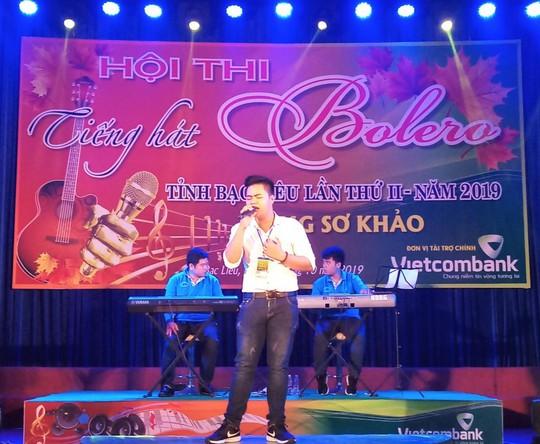 Cụ ông 91 tuổi hát rất ngọt tại Hội thi Tiếng hát Bolero tỉnh Bạc Liêu - Ảnh 6.