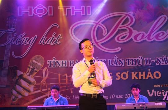Cụ ông 91 tuổi hát rất ngọt tại Hội thi Tiếng hát Bolero tỉnh Bạc Liêu - Ảnh 8.