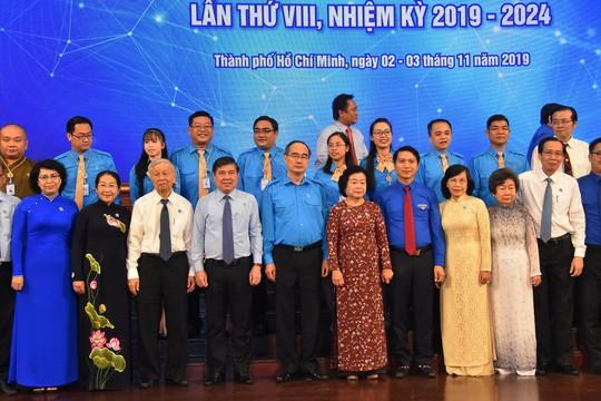 Bí thư Nguyễn Thiện Nhân nêu nhiều ý tưởng cho thanh niên TP HCM - Ảnh 1.