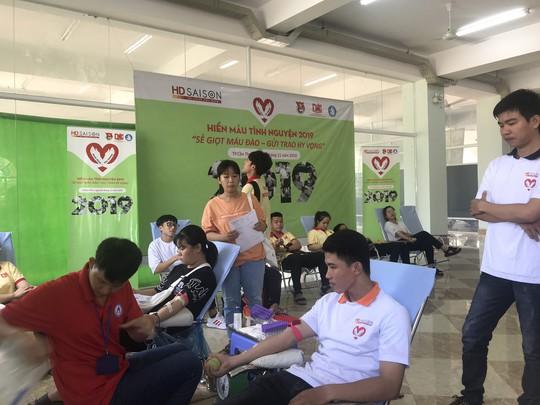 Ngày hội hiến máu HD SAISON tại Cần Thơ - Ảnh 1.