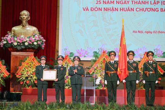 Kỷ niệm 25 năm thành lập, MB đón nhận Huân chương Bảo vệ Tổ quốc Hạng Nhất - Ảnh 2.