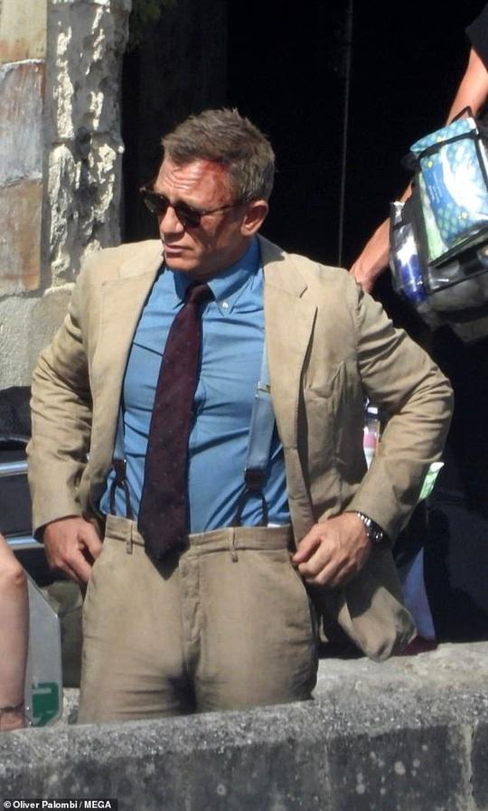 """Daniel Craig khẳng định sẽ không tiếp tục làm """"007"""" - Ảnh 2."""
